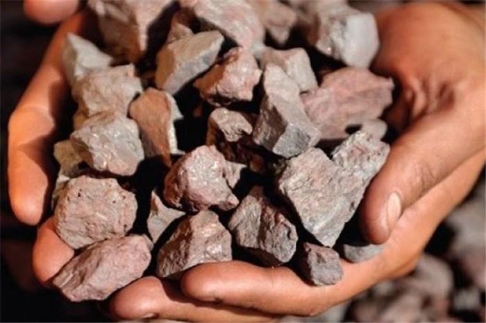 مزایده خرید سنگ آهن