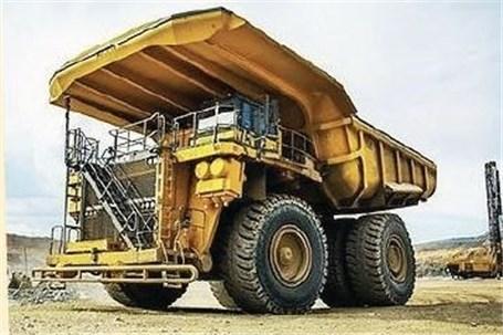 غولپیکرترین وسیله نقلیه برقی جهان معدنکار میشود